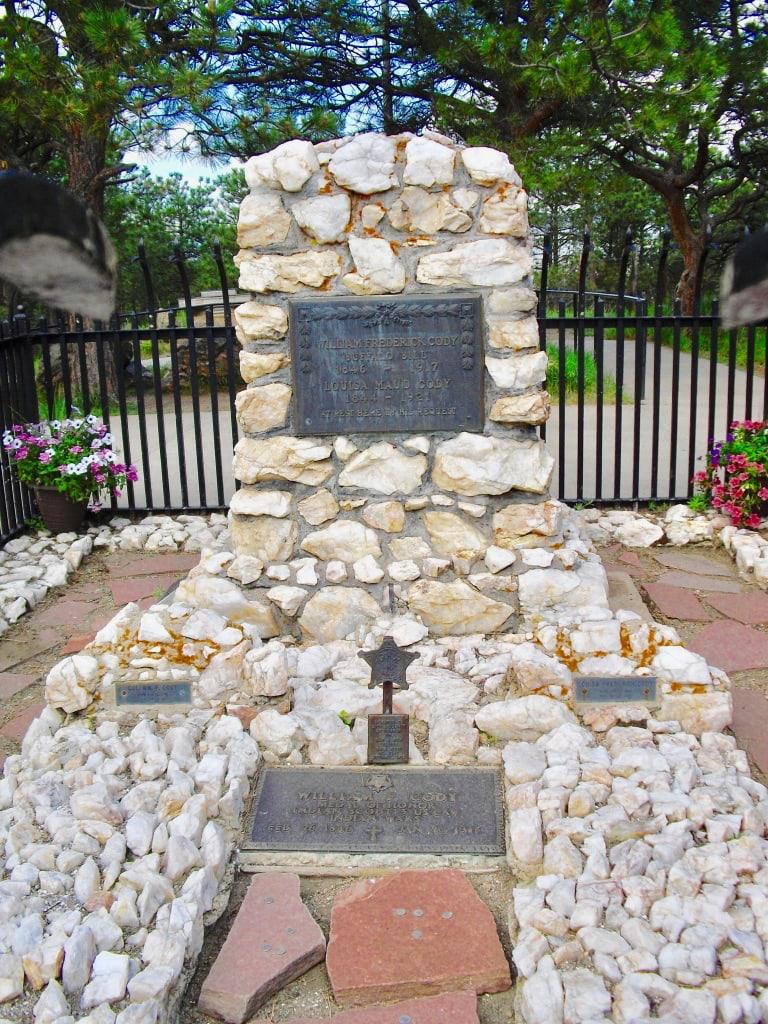 Buffalo Bill Cody's Gravesite