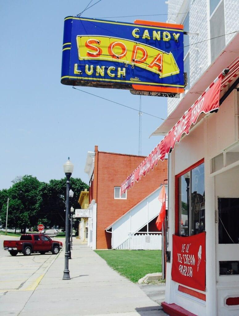 Wilton Candy Kitchen US Route 6 Iowa