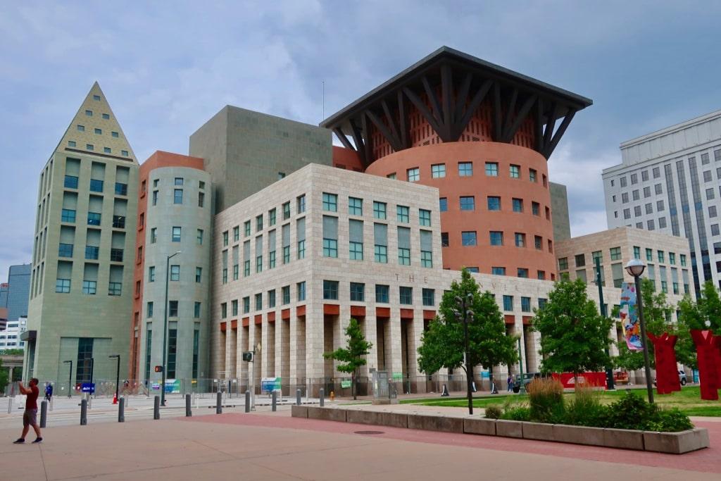 Denver Public Library Main Branch