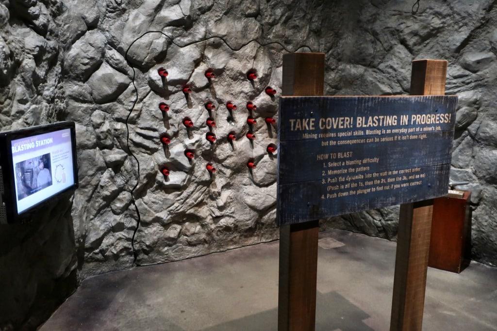 Demolition Expert at History Colorado Museum