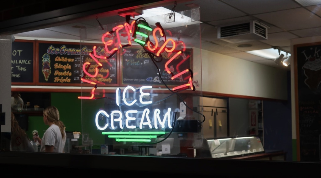 Liks Ice Cream Denver CO