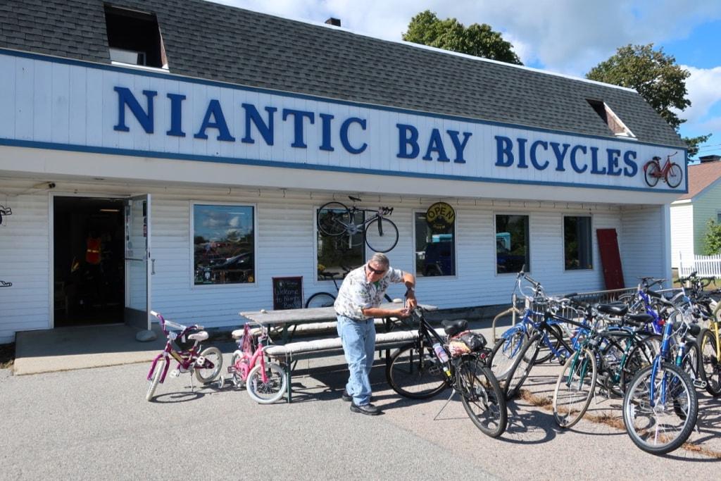 Niantic Bay Bicycles CT