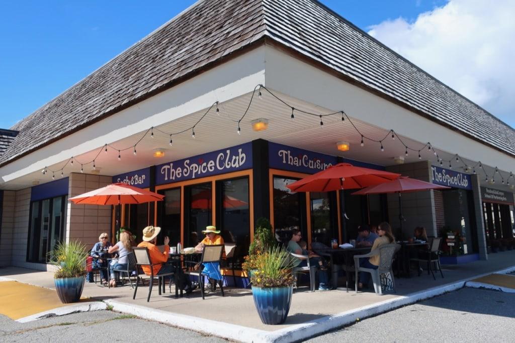 The Spice Club Thai restaurant Niantic CT